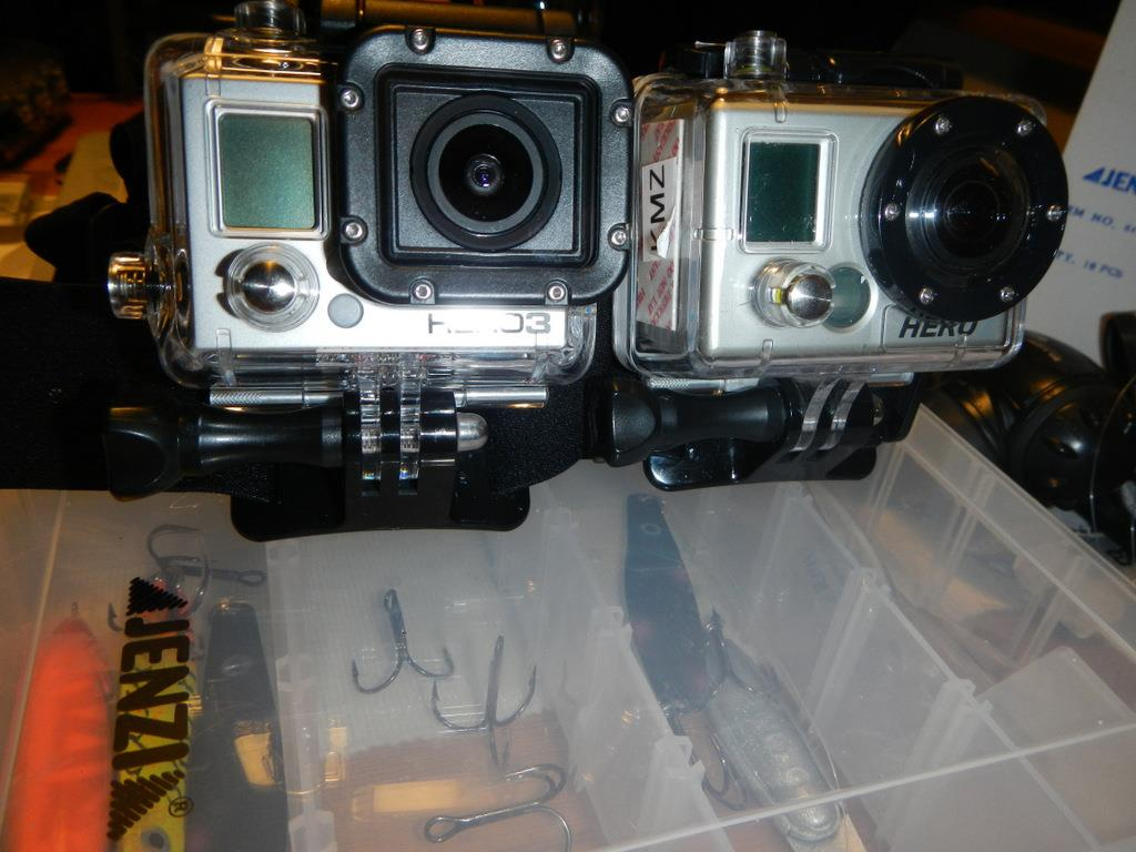 Update GoPro HD3 silver