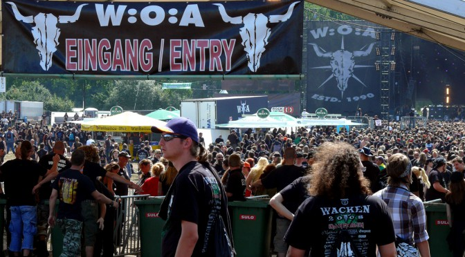 W.O.A. 2008 – Wacken Open Air