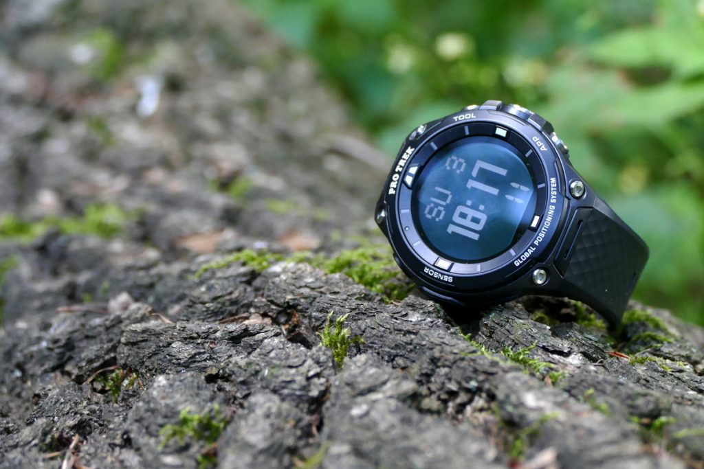 P1670385-1024x683 in Test: Casio PRO TREK WSD-F20 – multifunktionelle Smartwatch mit GPS nach US-Militärstandard