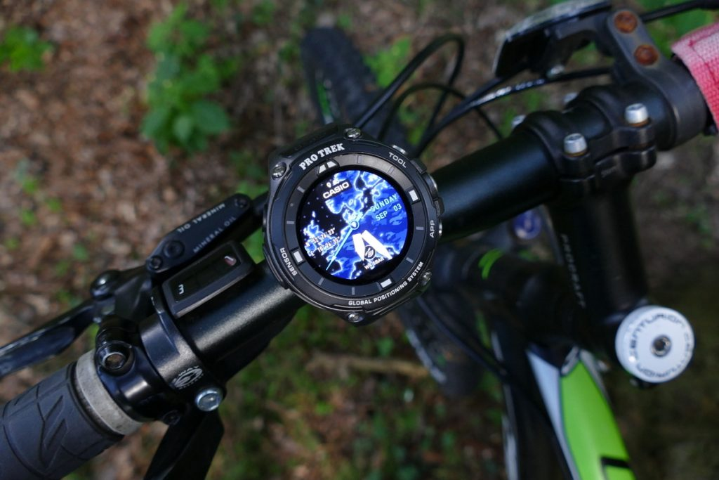 P1670436-1024x683 in Test: Casio PRO TREK WSD-F20 – multifunktionelle Smartwatch mit GPS nach US-Militärstandard